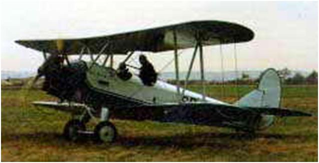 Airplane Po-2