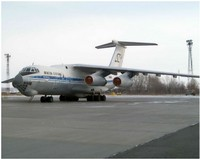 Airplane Il-76