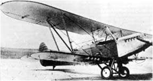 Самолет р 5 одномоторный биплан с двух