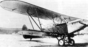 Самолет Поликарпова Р-5