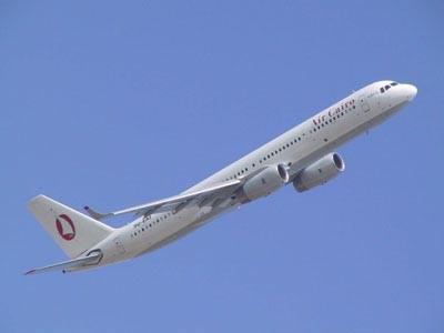 Самолет Ту-204 ОКБ Туполева