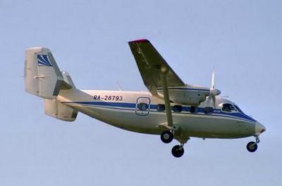 Самолет Ан-28 конструкции ОКБ Антонова