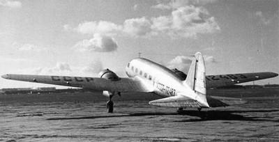Самолет АНТ-35