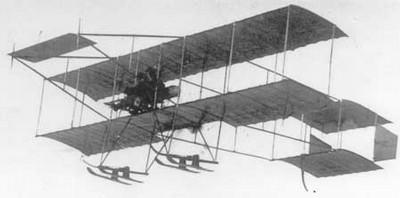 Самолет конструкции Фармана, Франция