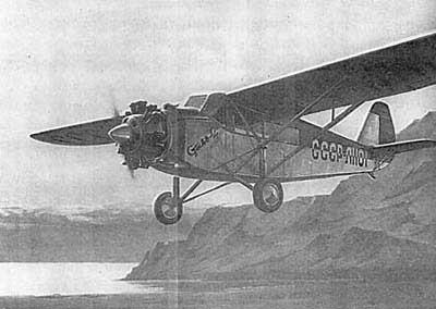 Самолет Сталь-2